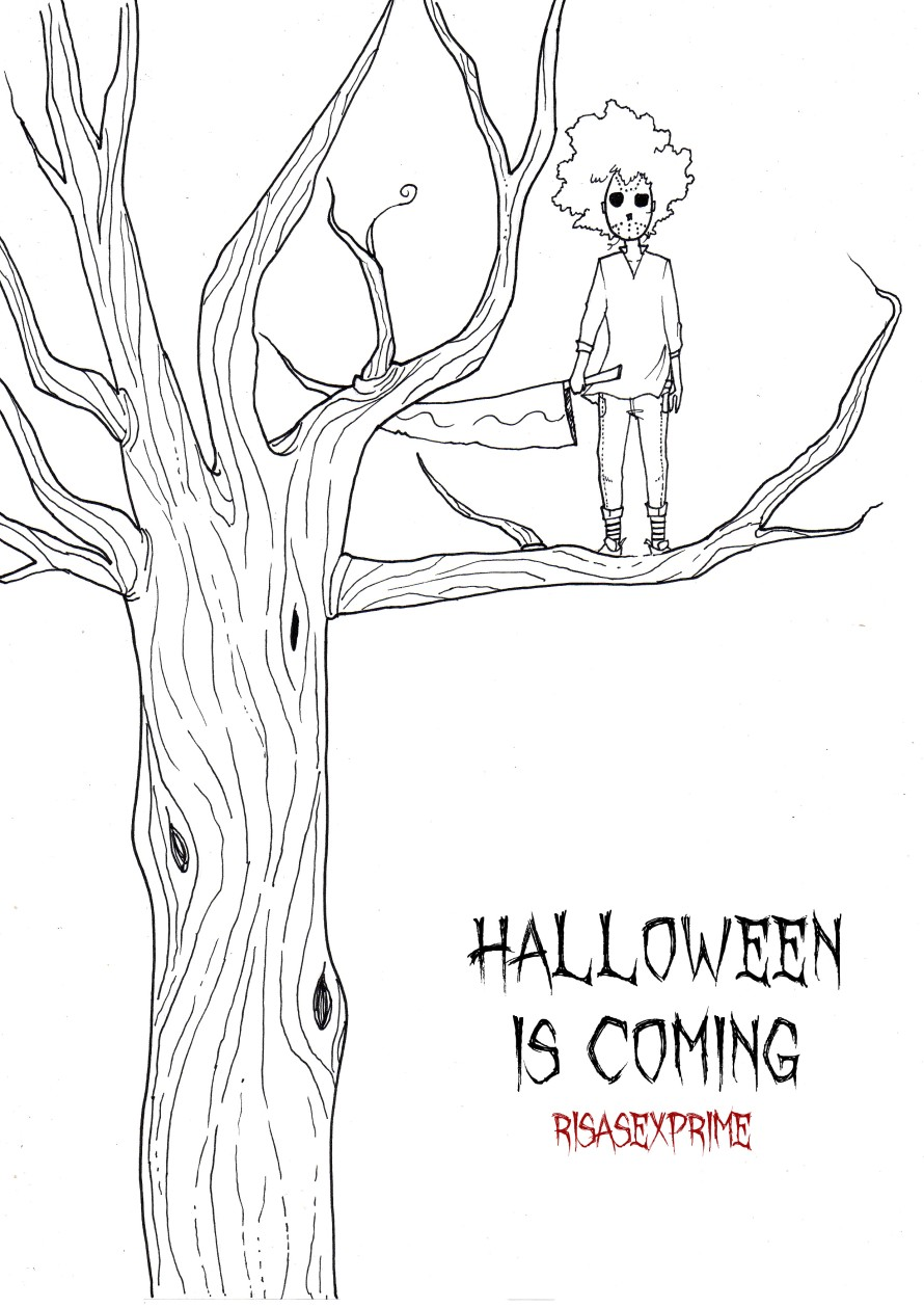 Halloween is coming2